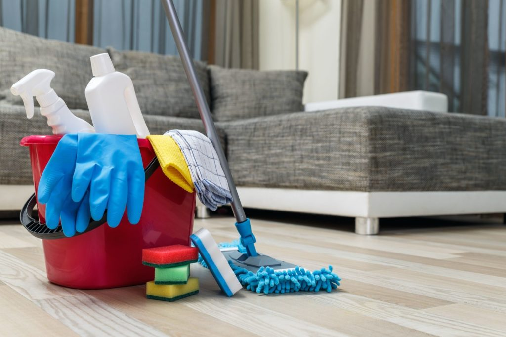 Уборка загородные дома