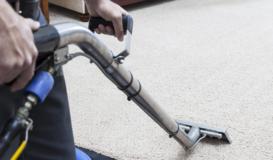 Качественная уборка ковров современными пылесосами
